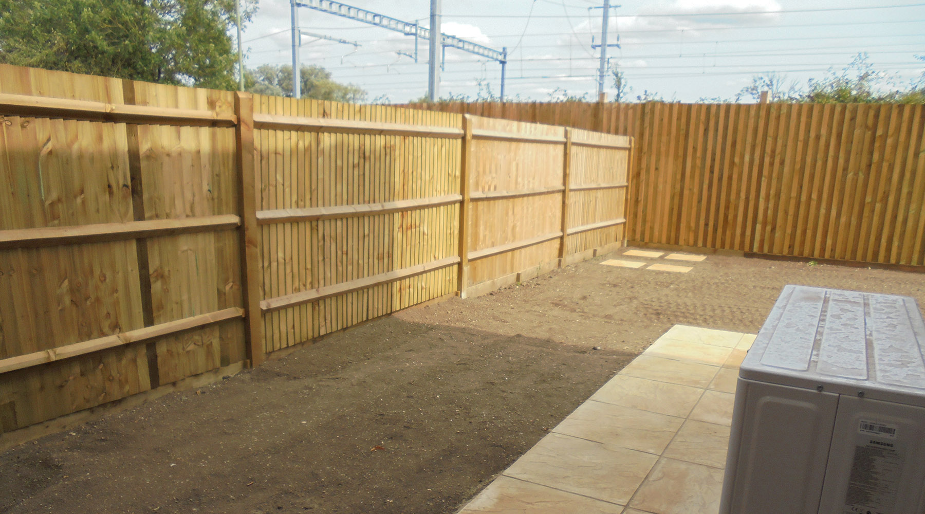 landscaping hard and soft in berkshire