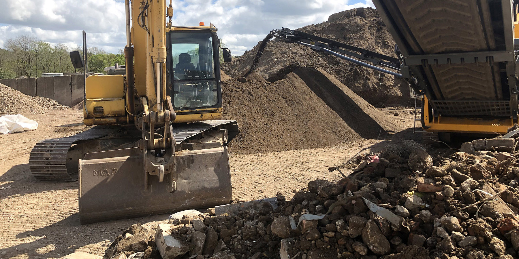 plant hire and plant recycling reading berkshire