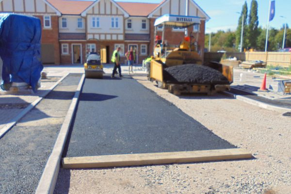 tarmac, asphalt and surfacing in reading, berkshire